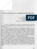 José Luiz Quadros - A Nova Democracia e Os Direitos Fundamentais