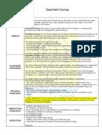 Geochem Survey - Preview Business Plan - Eng
