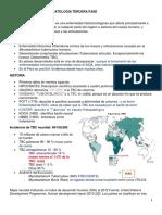 PDF , Tbc Osteoarticular Tercera Fase , Doctor Poco , Hecho Por Mary Luz