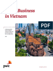 Pwc Vietnam Doing Business Guide 2016