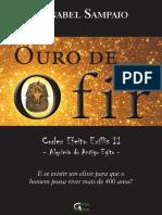 Ouro de Ofir - Alquimia Do Egito Antigo - Annabel Sampaio