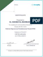 204 Hakimatul Mahmudah Ikatan Dokter Indonesia150736390359d88c3fbbd9c