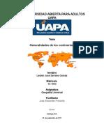 Actividad 1 de Geografia Universal