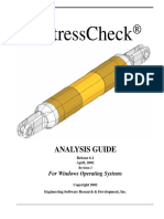 Stress Check Analysis Guide