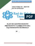 Plan de Mant Red Salud 2