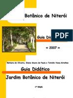 Jardim Botânico de Niterói 2007