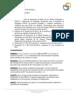 Resolución N° 9 2017-2/JF-EE.GG.LL