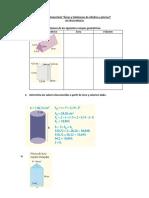 Guía Complementaria Volumen y Area de Prismas y Cilindros.