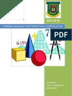Modul Matematika Peminatan
