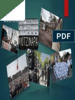 Presentación resumida del caso Iguala en México