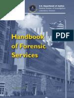 FBI MANUAL Forensics