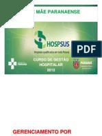 Fluxo de Processos em Hospitais
