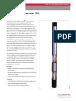 Flowmeter Inline