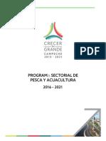 PS Pesca y Acuacultura COPLADECAM