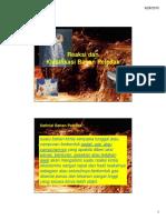 2. Reaksi Dan Klasifikasi Handak