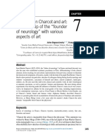 Jean-Martin Charcot and Art - CHAPTER