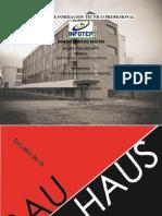 Reporte de La Bauhaus