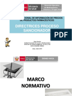 Directrices Proceso Sancionador (1)