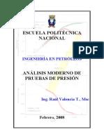 Analisis Moderno de Pruebas de Presion EPN