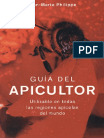 MIguel Jean Marie Philippe Guia Del Apicultor