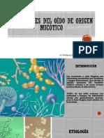 Otomicosis