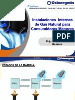 Inst Internas GN Vehicular Comercial Residencial