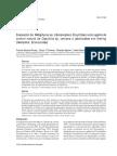 Geraud-Pouey Evaluación de Metaphycus Sp.