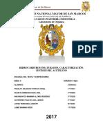 LABORATORIO ACETILENO