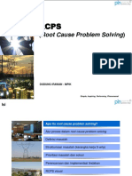 Root Cause and Problem Solving Versi KM