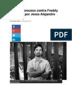 Sobre El Proceso Contra Freddy Guevara