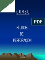 Curso Básico de Fluidos de Perforación