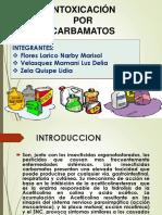 CARBAMATOS_li.ppt;filename_= UTF-8__CARBAMATOS li