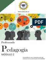 Módulo 2 pedagogia