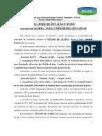 RELATÓRIO UMIDADE DO AR - JOANOPOLIS
