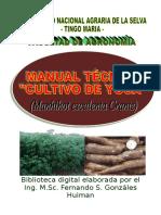 1 Cultivo de Yuca