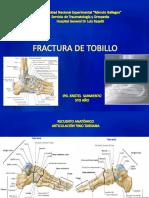 Fractura de tobillo TRM.pptx