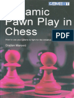 Marovic - Dynamic Pawn Play in Chess
