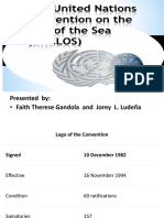 United Nation Convention of the Law of the Sea