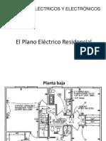 El Plano Eléctrico Residencial