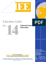 Session 1 Guide 14 Outcome Based Education