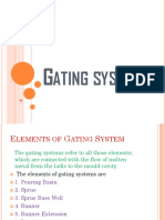 Gating Special Notes System