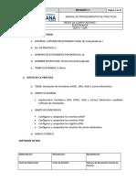 Procedimientos Practica Rdci-2