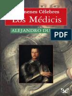 Dumas Alejandro - Crimenes Celebres - Los Medicis