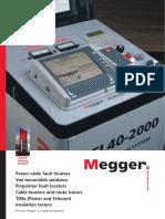 Megger Cable Fault 80071 En