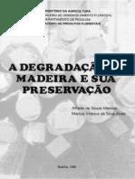 A Degradacao Da Madeira (1)