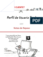 15.390x - Perfil Del Usuario Final - Spanish - EnD USER PROFILE