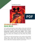 SEJARAH AZAZIL