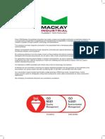 Mackay Flex Isolators Catalogue