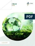 International Capital Market Association - Green Bond Principles - June 2017