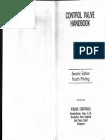 Fisher Control Valve Hanbook